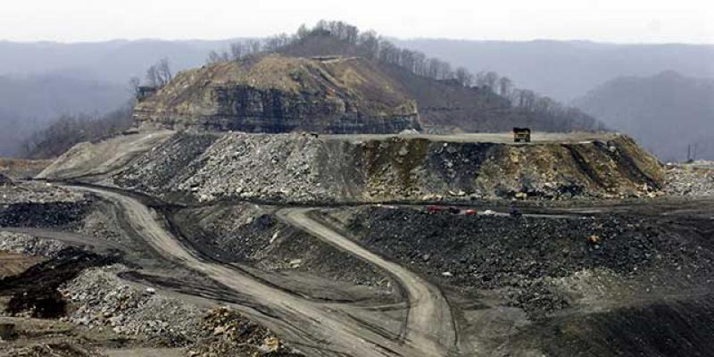 Mountaintop removal, Paul Corbit Brown